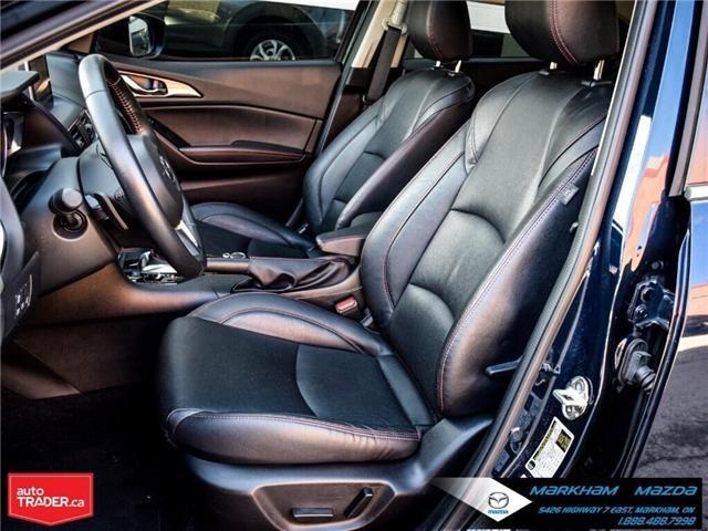 2016 Mazda Mazda3 GT (Stk: P1866) in Markham - Image 12 of 30