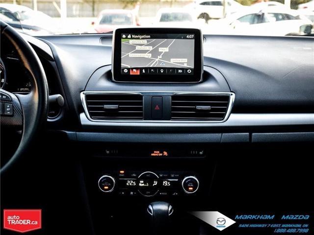 2016 Mazda Mazda3 GT (Stk: P1866) in Markham - Image 16 of 30