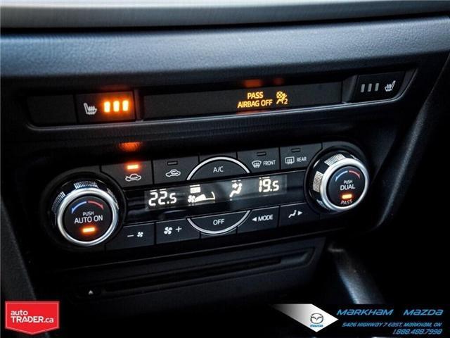 2016 Mazda Mazda3 GT (Stk: P1866) in Markham - Image 19 of 30