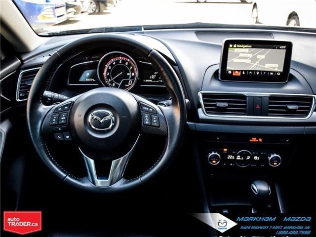 2016 Mazda Mazda3 GT (Stk: P1866) in Markham - Image 22 of 30