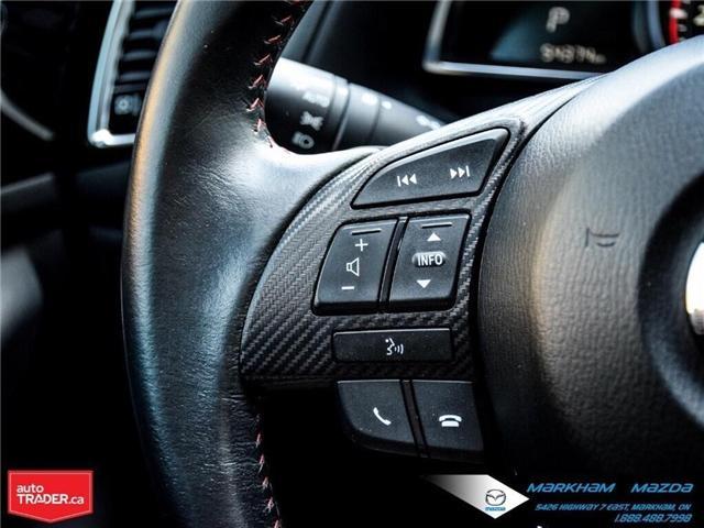 2016 Mazda Mazda3 GT (Stk: P1866) in Markham - Image 23 of 30