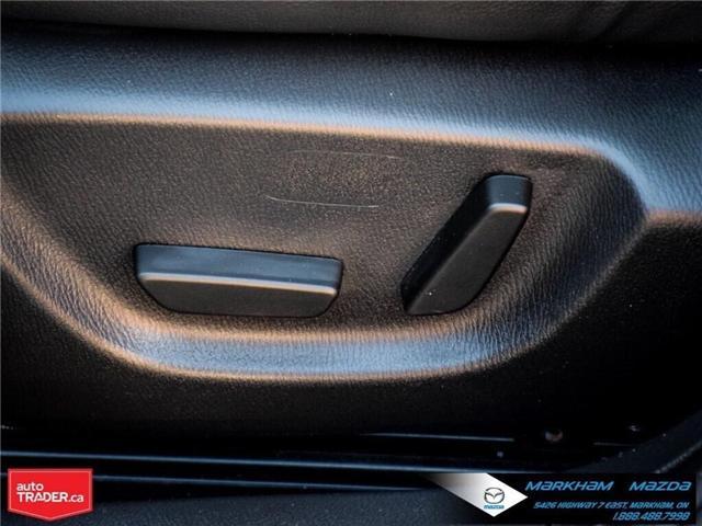 2016 Mazda Mazda3 GT (Stk: P1866) in Markham - Image 28 of 30