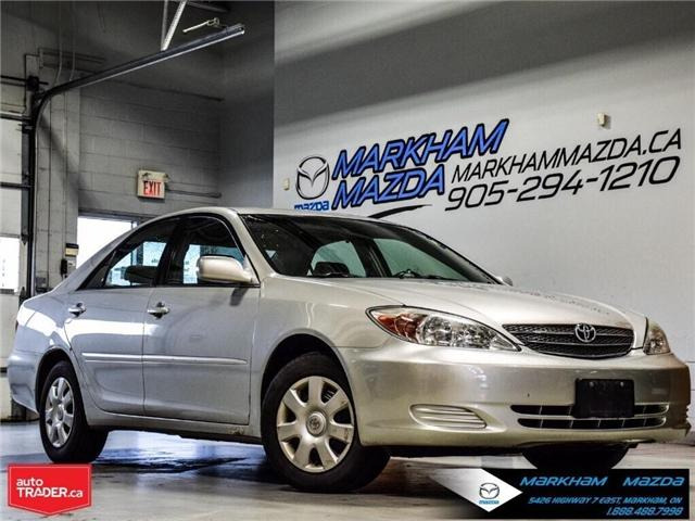 2004 Toyota Camry  (Stk: H190223A) in Markham - Image 1 of 22