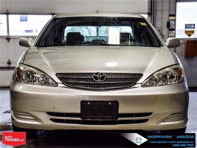 2004 Toyota Camry  (Stk: H190223A) in Markham - Image 2 of 22