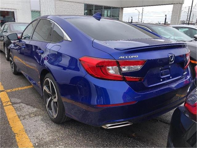 2018 Honda Accord Sport (Stk: 56224EAA) in Scarborough - Image 2 of 20