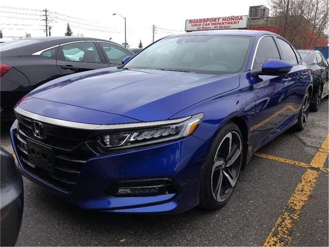 2018 Honda Accord Sport (Stk: 56224EAA) in Scarborough - Image 5 of 20