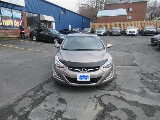 2014 Hyundai Elantra GLS (Stk: 534105) in Dartmouth - Image 2 of 24