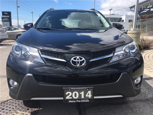 2014 Toyota RAV4 XLE (Stk: 1652W) in Oakville - Image 4 of 29