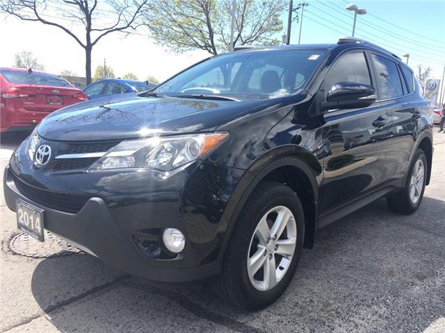 2014 Toyota RAV4 XLE (Stk: 1652W) in Oakville - Image 5 of 29