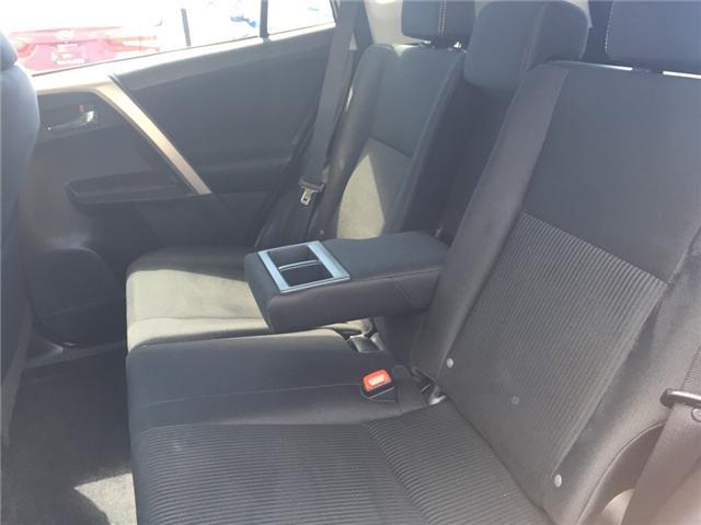 2014 Toyota RAV4 XLE (Stk: 1652W) in Oakville - Image 13 of 29