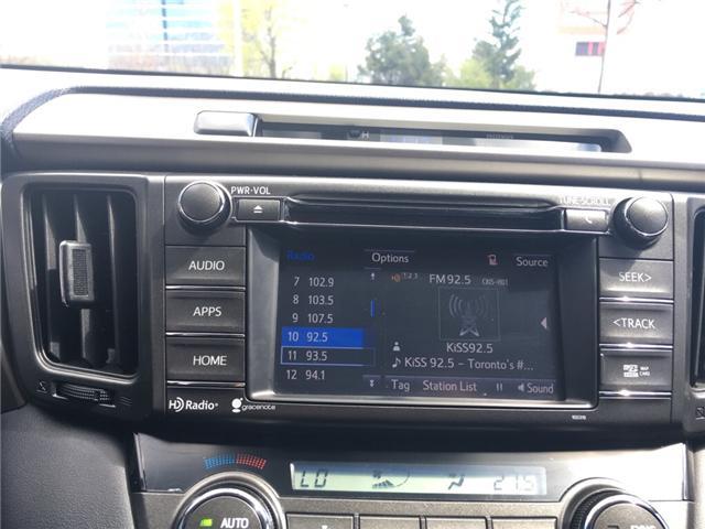 2014 Toyota RAV4 XLE (Stk: 1652W) in Oakville - Image 20 of 29