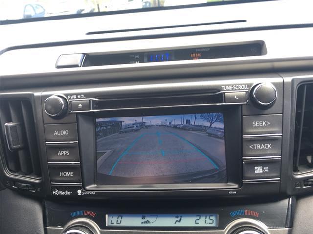 2014 Toyota RAV4 XLE (Stk: 1652W) in Oakville - Image 21 of 29