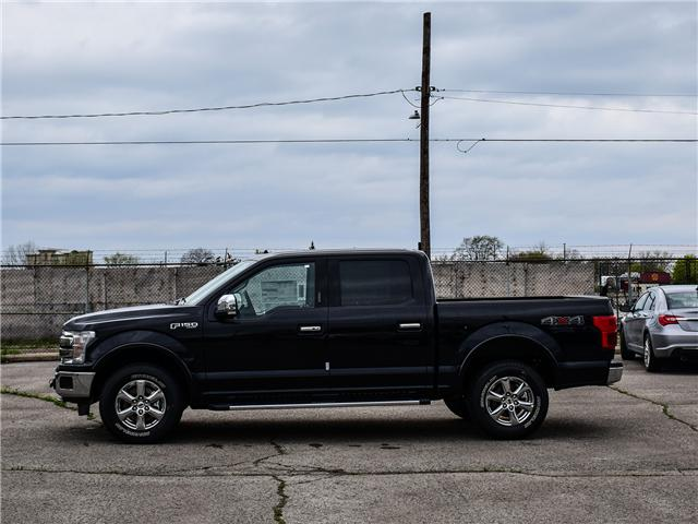 2019 Ford F-150 Lariat (Stk: 19F1578) in St. Catharines - Image 3 of 22