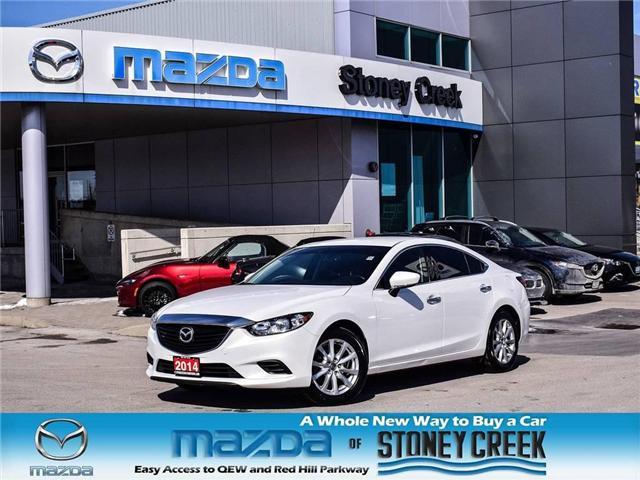 2014 Mazda MAZDA6 GX (Stk: SU1086) in Hamilton - Image 1 of 19