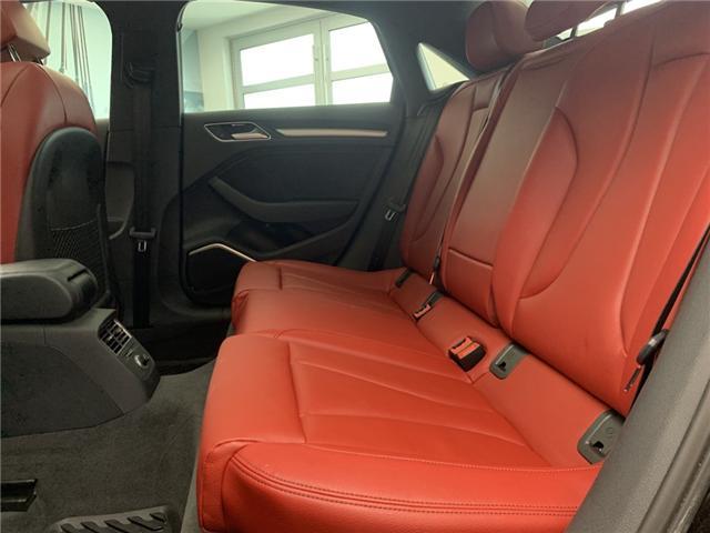 2018 Audi S3 2.0T Technik (Stk: L8532) in Oakville - Image 12 of 24