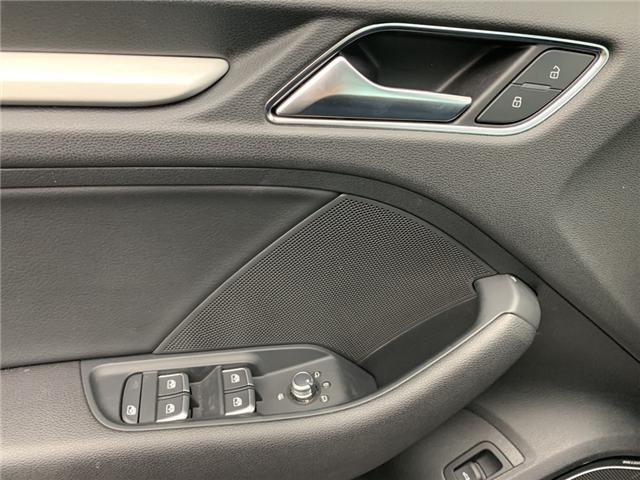 2018 Audi S3 2.0T Technik (Stk: L8532) in Oakville - Image 14 of 24