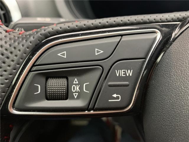 2018 Audi S3 2.0T Technik (Stk: L8532) in Oakville - Image 15 of 24