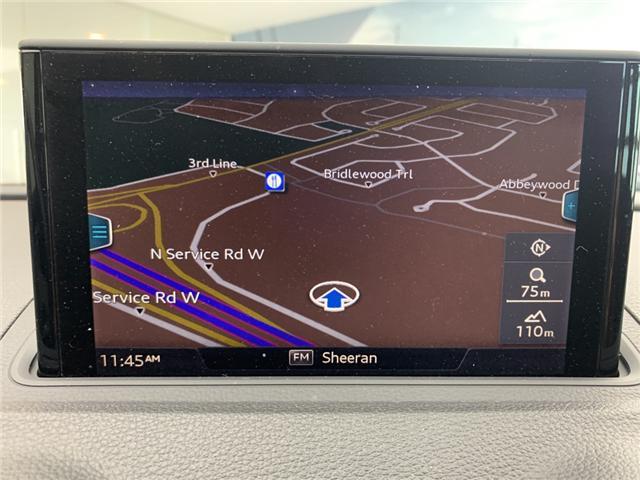 2018 Audi S3 2.0T Technik (Stk: L8532) in Oakville - Image 19 of 24