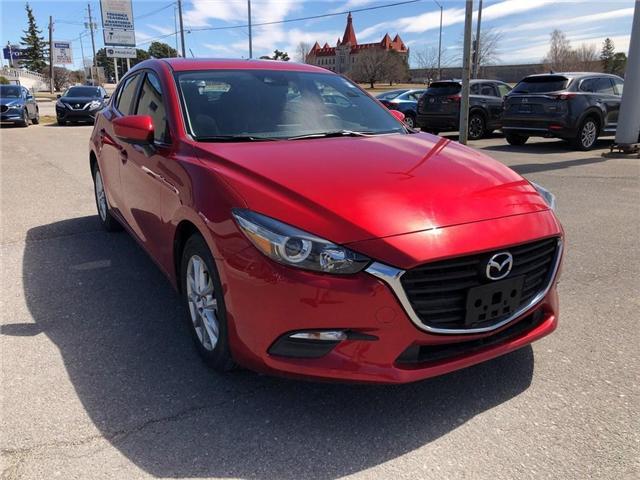 2018 Mazda Mazda3 GS (Stk: 19P001) in Kingston - Image 8 of 16