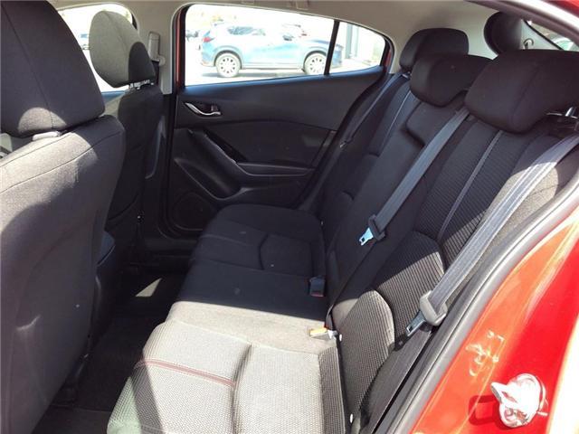 2018 Mazda Mazda3 GS (Stk: 19P001) in Kingston - Image 13 of 16