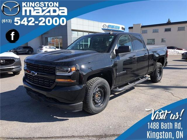 2018 Chevrolet Silverado 1500 Silverado Custom (Stk: 18C161A) in Kingston - Image 1 of 22