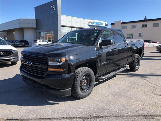 2018 Chevrolet Silverado 1500 Silverado Custom (Stk: 18C161A) in Kingston - Image 2 of 22