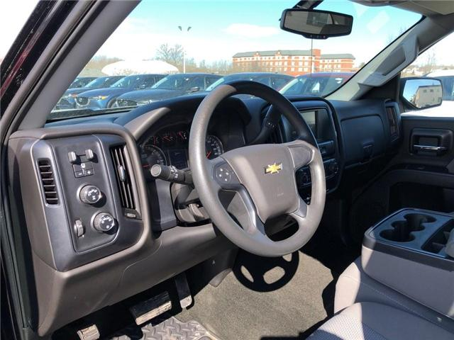 2018 Chevrolet Silverado 1500 Silverado Custom (Stk: 18C161A) in Kingston - Image 10 of 22