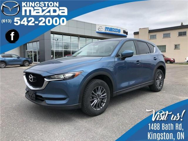 2018 Mazda CX-5 GS AWD (Stk: 19P009) in Kingston - Image 1 of 17