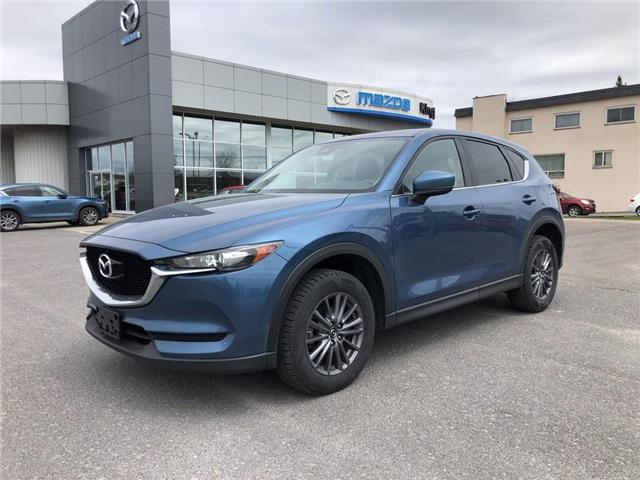 2018 Mazda CX-5 GS AWD (Stk: 19P009) in Kingston - Image 2 of 17