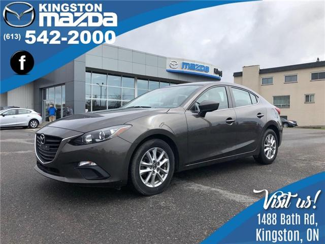 2014 Mazda Mazda3 GS-SKY (Stk: 19C056A) in Kingston - Image 1 of 3