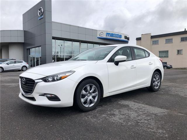 2017 Mazda Mazda3 GX (Stk: 19P015) in Kingston - Image 2 of 3