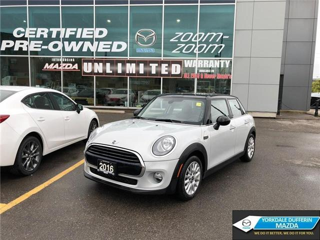 2016 MINI 5 Door Cooper (Stk: 19407-A) in Toronto - Image 1 of 1