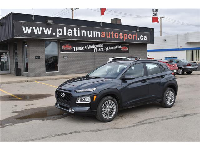 2019 Hyundai KONA 2.0L Preferred (Stk: PP448) in Saskatoon - Image 1 of 22