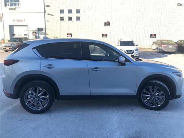 2019 Mazda CX-5 SIGNATURE, MANAGER'S DEMO (Stk: D19-110) in Woodbridge - Image 4 of 30