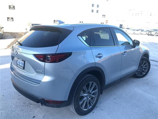 2019 Mazda CX-5 SIGNATURE, MANAGER'S DEMO (Stk: D19-110) in Woodbridge - Image 5 of 30