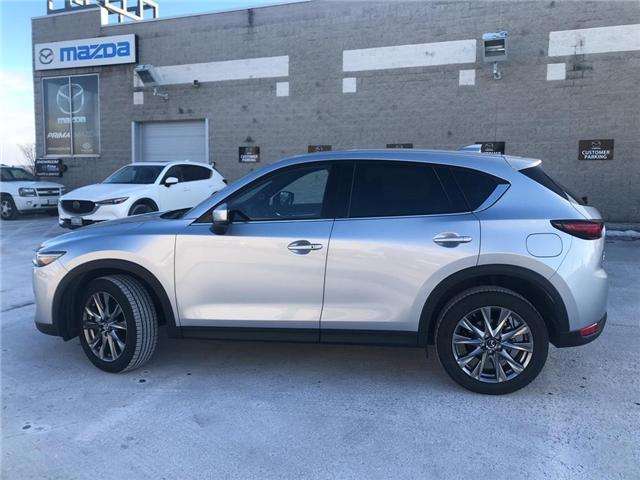 2019 Mazda CX-5 SIGNATURE, MANAGER'S DEMO (Stk: D19-110) in Woodbridge - Image 8 of 30