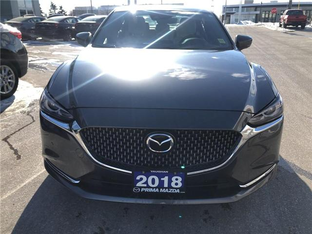 2018 Mazda MAZDA6 SIGNATURE, DEMO (Stk: D18-769) in Woodbridge - Image 2 of 30