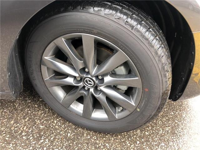 2018 Mazda MAZDA6 GS-L TURBO, MANAGER'S DEMO VEHICLE (Stk: D18-294) in Woodbridge - Image 4 of 18
