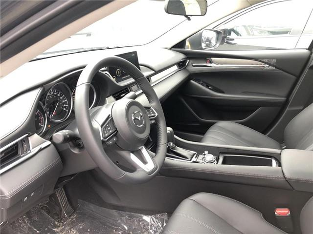 2018 Mazda MAZDA6 GS-L TURBO, MANAGER'S DEMO VEHICLE (Stk: D18-294) in Woodbridge - Image 11 of 18