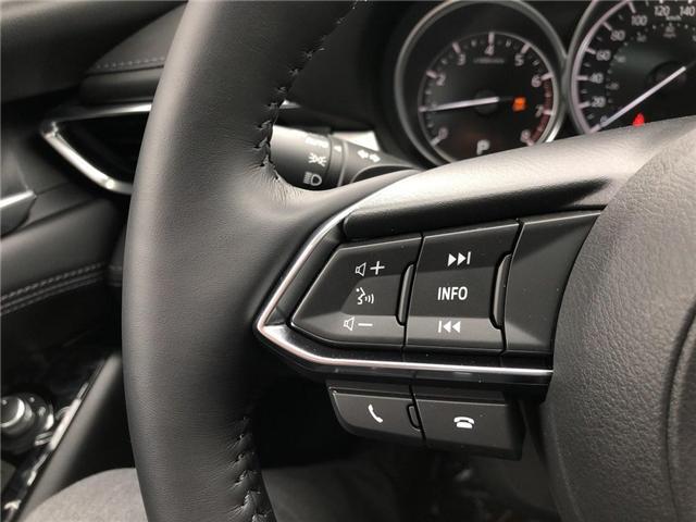 2018 Mazda MAZDA6 GS-L TURBO, MANAGER'S DEMO VEHICLE (Stk: D18-294) in Woodbridge - Image 13 of 18