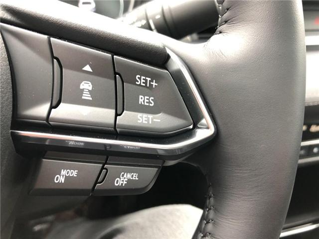 2018 Mazda MAZDA6 GS-L TURBO, MANAGER'S DEMO VEHICLE (Stk: D18-294) in Woodbridge - Image 14 of 18