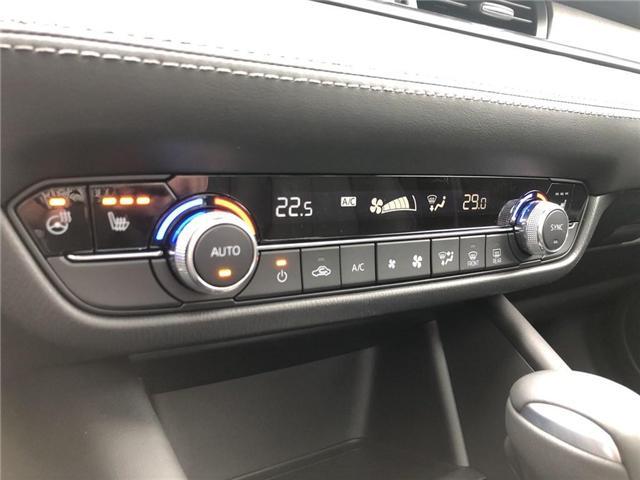 2018 Mazda MAZDA6 GS-L TURBO, MANAGER'S DEMO VEHICLE (Stk: D18-294) in Woodbridge - Image 16 of 18