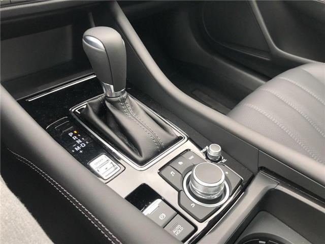 2018 Mazda MAZDA6 GS-L TURBO, MANAGER'S DEMO VEHICLE (Stk: D18-294) in Woodbridge - Image 17 of 18