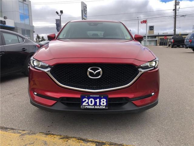 2018 Mazda CX-5 GT (Stk: P-4103) in Woodbridge - Image 2 of 29