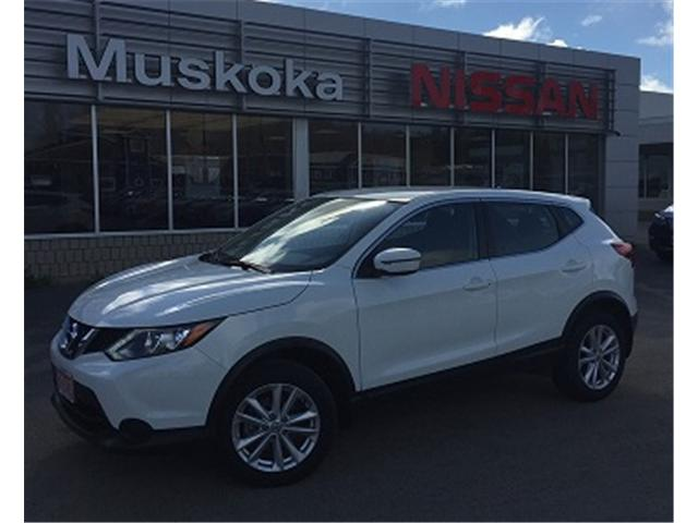2017 Nissan Qashqai S (Stk: UC164) in Bracebridge - Image 1 of 10