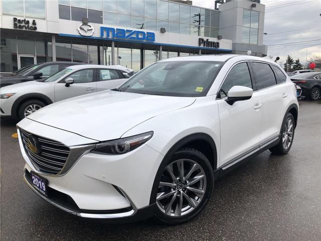 2019 Mazda CX-9 SIGNATURE, SUMMER AND WINTER TIRES, DEMO (Stk: D19-308) in Woodbridge - Image 1 of 30