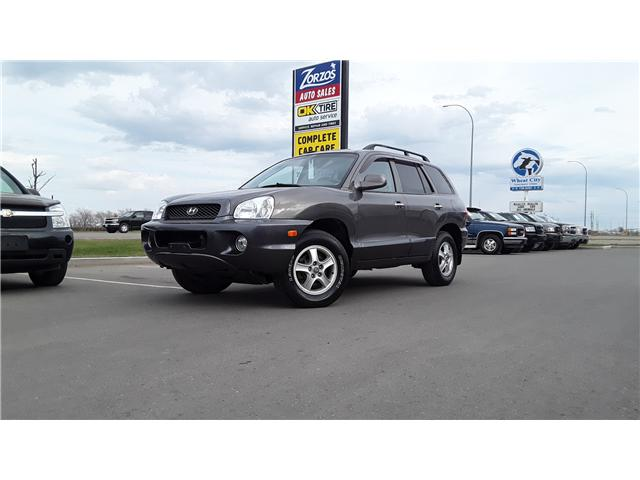 2004 Hyundai Santa Fe GLS 3.5L (Stk: P456) in Brandon - Image 1 of 13