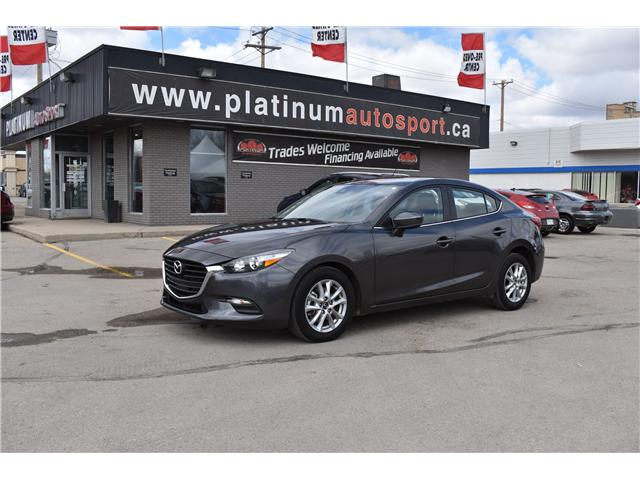 2018 Mazda Mazda3 50th Anniversary Edition (Stk: PP446) in Saskatoon - Image 1 of 23