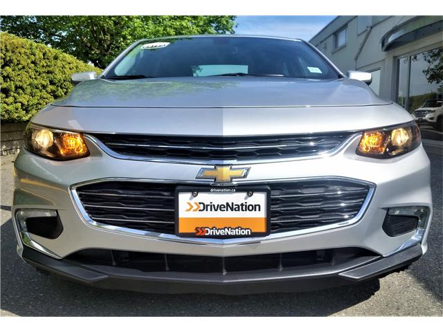 2018 Chevrolet Malibu LT (Stk: G0168) in Abbotsford - Image 2 of 19