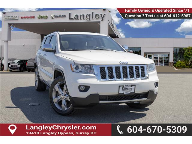 2011 Jeep Grand Cherokee Overland (Stk: EE899000A) in Surrey - Image 1 of 26